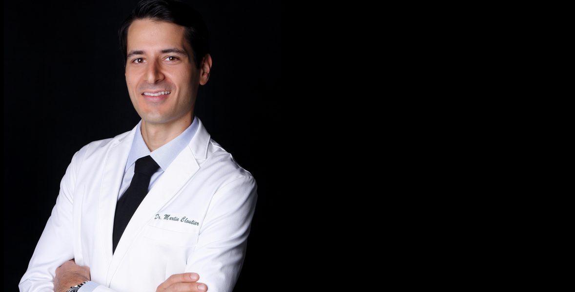 About Dr. Cloutier